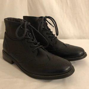 ad1e9ecbe76 Men s Steve Madden Black Ankle Boots Size 12